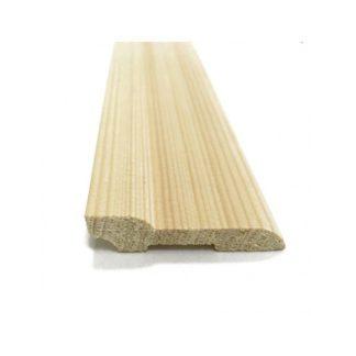Европлинтус деревянный