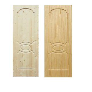 Дверь входная неокрашенная